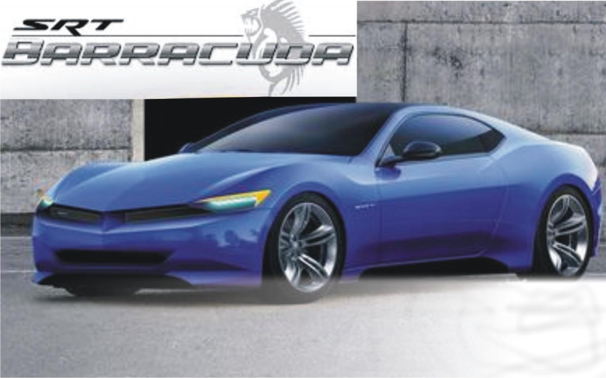 2015 Dodge Barracuda >> 2015 Dodge Barracuda Front Spitecars