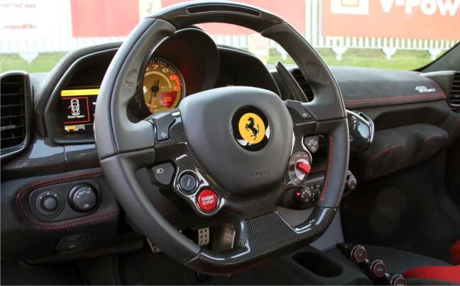 2015 Ferrari 458 Speciale >> 2015 Ferrari 458 Speciale Interior Spitecars